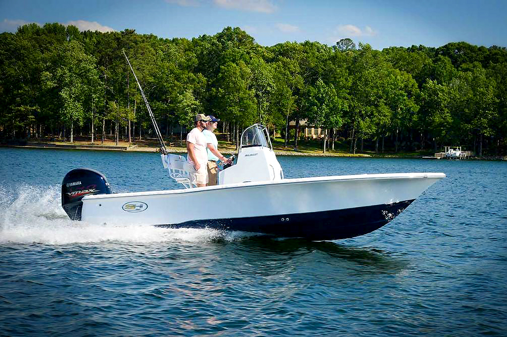 CRC We Care! We Share! | 2018 Sea Hunt BX 20 BR