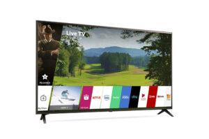 "65"" LG HDR Smart TV"
