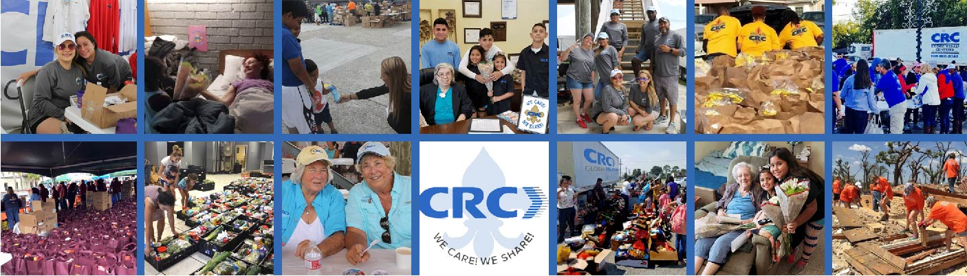 CRC We Care! We Share!